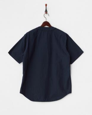 NV  半袖ベースボールシャツ見る