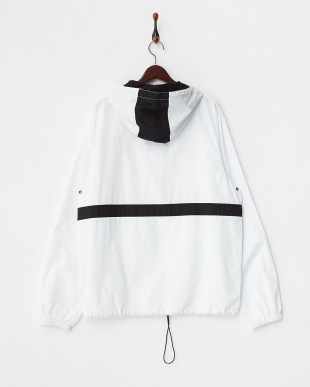 WH/BK City Limits Pullover Jacket見る