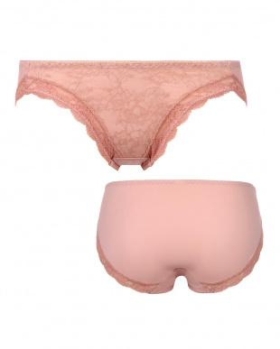 ピンク系 Solfege002 レギュラーショーツ見る