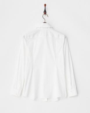 ホワイト CNツィルシャツ見る