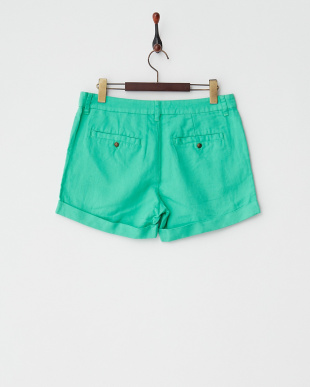 GREEN LT  C/L SULB DYED SHORT PANTS見る