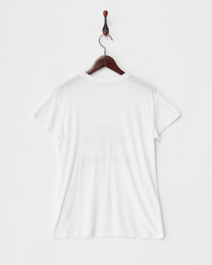 WHITE/WINE 「IT'S BETTER IN NEW YORK」クラッシュプリントTシャツ見る