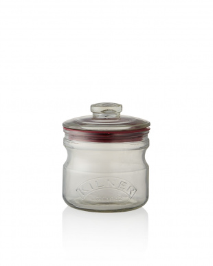 PUSHTOP STORAGE JAR 0.65L×2SET見る