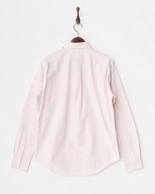 Pink  オックスシャツ見る