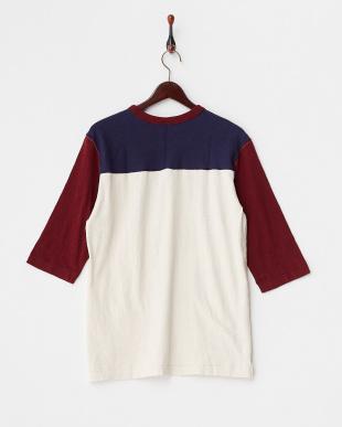 Print S  スラブフットボールプリントTシャツ見る