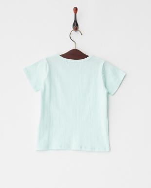 Mint  シンプルクルーネック半袖Tシャツ見る
