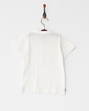 Off White  フロントジップスポーティ半袖ポロシャツ見る