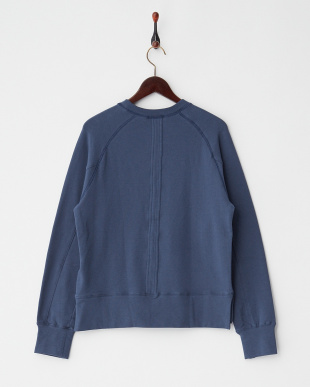 NAVY  STANDARD French Terry C/N PULLOVER見る