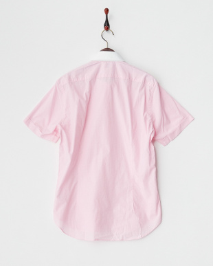 PINK  ANX.M/CHK CW S/S シャツ見る