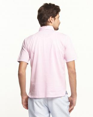PINK  COOLMAX ポロシャツ見る