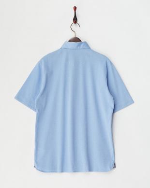 BLUE  COOLMAX ポロシャツ見る