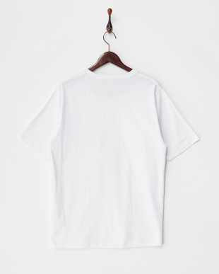 WHITE  T17.CAMO Z/PKT Tシャツ見る