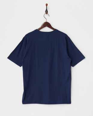 NAVY  T17.CAMO Z/PKT Tシャツ見る