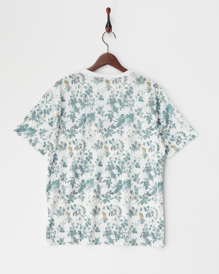 WHITE  T17.FLOWER PTN Tシャツ見る