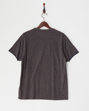 CHARCOAL GRAY  T17.NEP LAYER Tシャツ見る