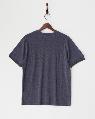 NAVY  T17.NEP LAYER Tシャツ見る