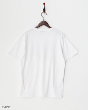 WHITE  T17.ALOHA MICKEY Tシャツ見る