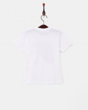 ホワイト リップ&タン コラボTシャツ 120-130|KIDS見る