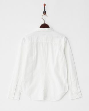 Off White  ライトリネンシャツ見る