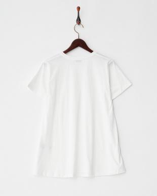 Off White  フレアAラインTシャツ見る