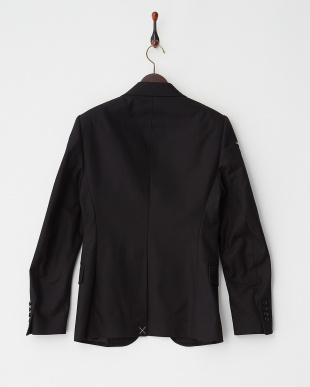 ブラック 刺繍ジャケット見る