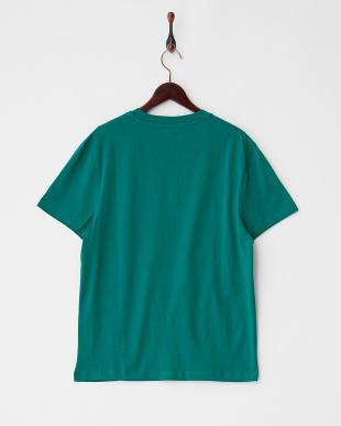 グリーン  CARVEN プリントTシャツ見る