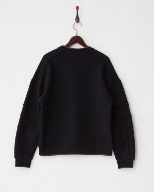 ブラック  HEAVY&CO.BLACKSMITH×yoshio kubo スウェットシャツ見る