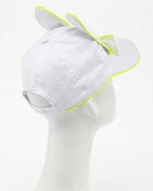 YELLOW/WH  BS Fluo Bunny WH見る