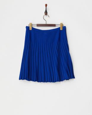 BLUE DVFマルチプリーツスカート見る