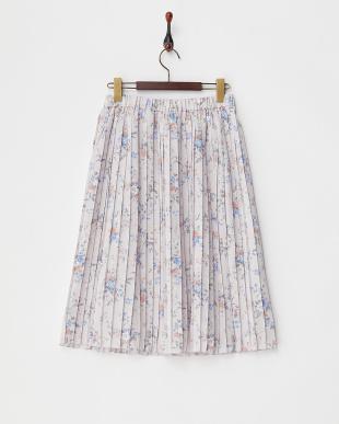 SILVER GRAY  プリーツスカート見る