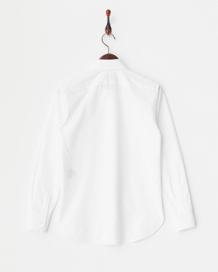 WHITE EGYPTIEN COTTON SHIRT見る