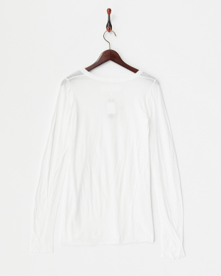 WHITE SHEER LONG/ S TEE見る