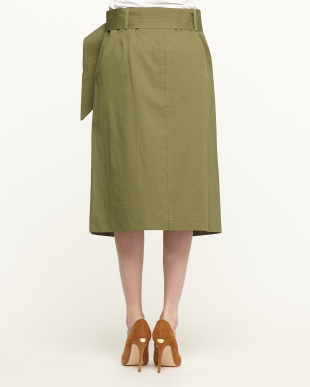 KHAKI SKORT - SKIRT W/SHORT見る