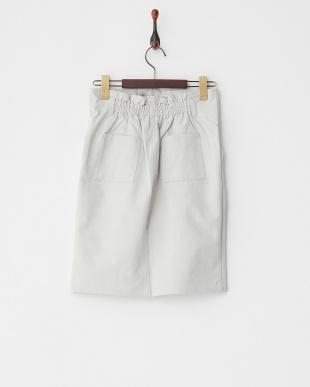 ライトグレー ハイウェストタイトスカート見る
