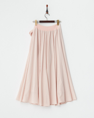PINK  ラップロングスカート見る