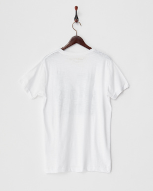 WHITE MENS TEE(HAPPY SAD)見る