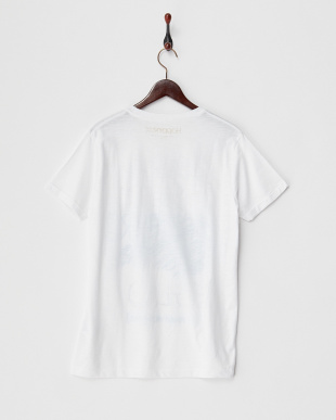 WHITE MENS TEE(SENZA T-SHIRT)見る