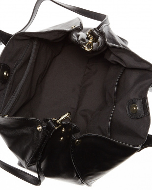 ブラック  2Wayトートバッグ見る
