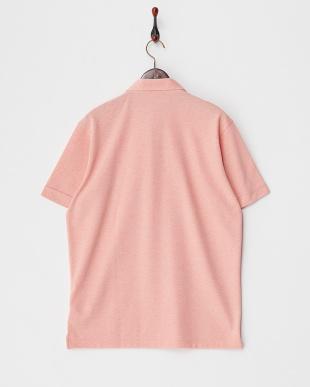 ピンク デオドラント加工 ポロシャツ見る