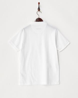 ホワイト  B:ビズポロBASIC シャツ見る
