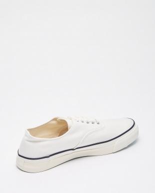 ホワイト  MS:DECK Sneaker レースアップスニーカー見る