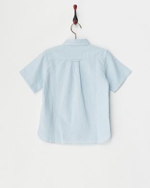 サックス  半袖クリーンシャツ見る
