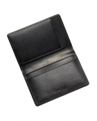 ブラック  ブライドル カードケース A見る