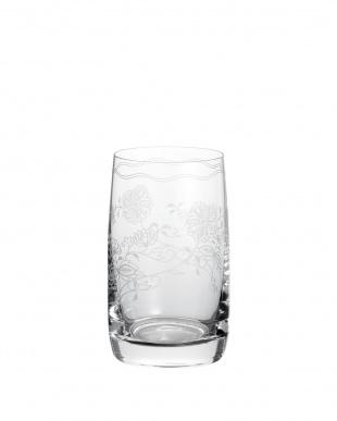 カリクリスタルガラス タンブラー6客セット見る