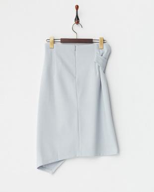 SAX  ネジリリボンスカート見る