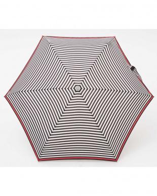 ボーダーY64  totes line Mini Manual 手動開閉折りたたみ傘見る