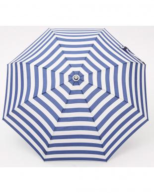 ボーダーN62  totes line 3 sec Manual 手動開閉折りたたみ傘見る