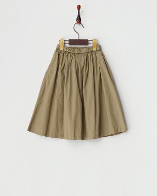 オリーブ  B:マキシスカート見る