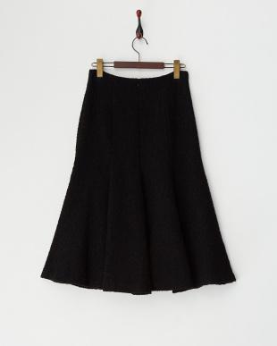 ブラック AMELIAマーメイドスカート見る