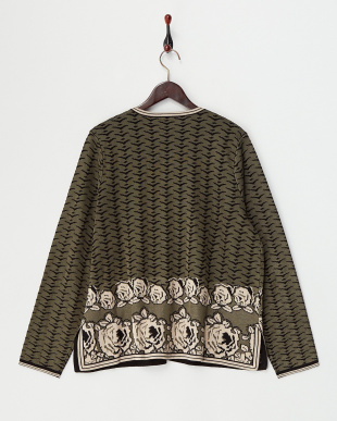 KAKI MATITA Knitted Jacket見る